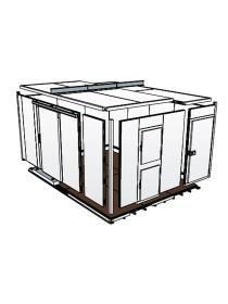Tiefkühlzellen - Iso Paneelen